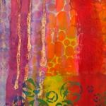 2014 W'shop: Lisa Walton Textured Treasures