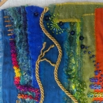 2014 W'shop: Effie Mitrofanis Wrapped and Beaded Cords and Enrich the Surface