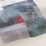 2016 Workshop: Cordula Kagemann - Collage diptychs, triptychs and installations