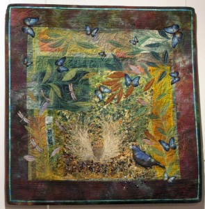 Sally Westcott Daintree Blue - Viewers' Choice Prize 2nd (Copy)