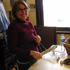 Preparing materials - wrapping