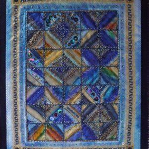 Faye Twining Beaded Mosaic