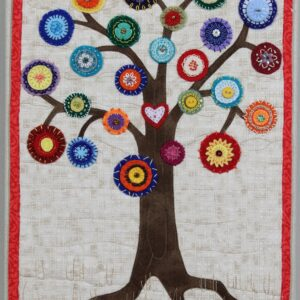 In the tree of life variety is the spice of life if your heart's in the right place by Ruth Temple-Smith