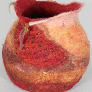 Jenny Blake felt bowl