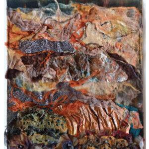 Ancient Strata by Jo Anne Brott