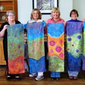 Mountain - Prue, Pam, Jenny, Linda, Jeanne-marie, Judy