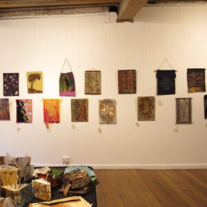 Sidespace Entwined Exhibition and Books