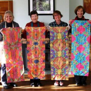 Unclamped - Pam, Sue, Verna, Jeanne-marie, Judy, Marg