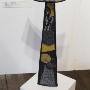 Verna Stoneman Fabric Sculpture